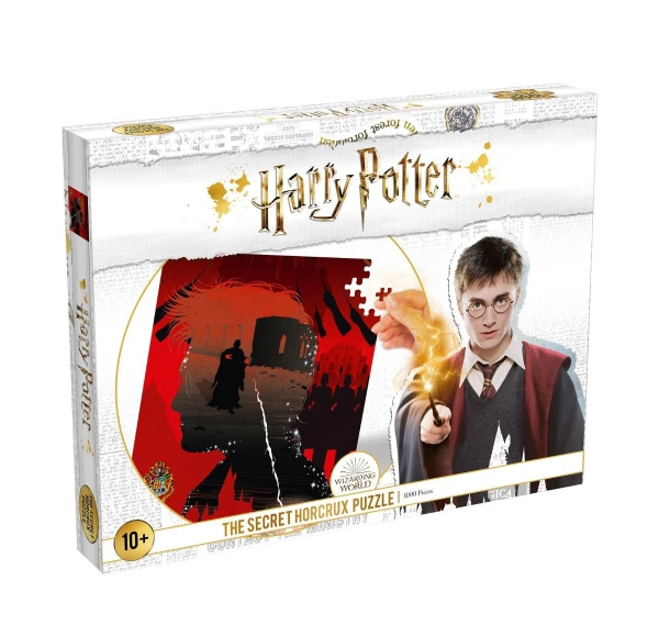Harry Potter Horcrux 1000 Piece Jigsaw Puzzle Game