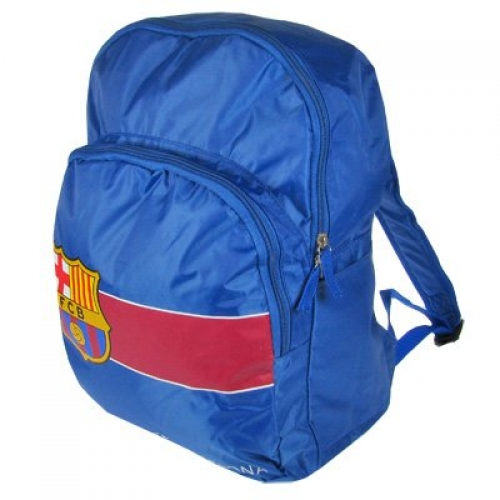 Barcelona Fc Football Official Backpack