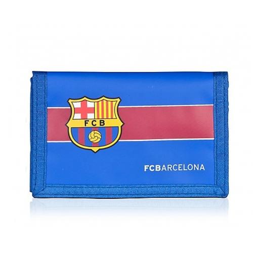 Barcelona Fc Football Official Wallet