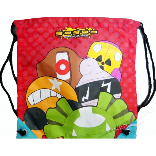 Gogo' S Crazy Bones School Trainer Bag