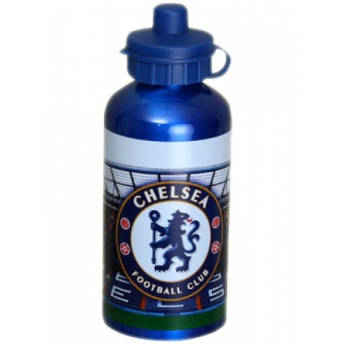 Chelsea Fc Football Aluminum Water Bottle Official