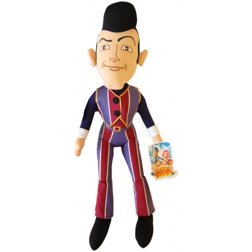 Lazy Town 'Robbie Rotten' 14 inch Plush Soft Toy