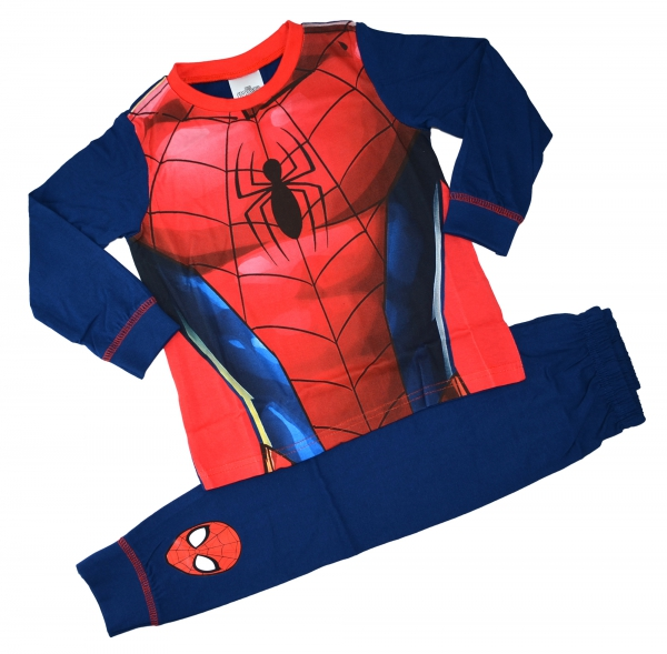 Spiderman 'Classic' Boys Novelty Pyjama Set 7-8 Years