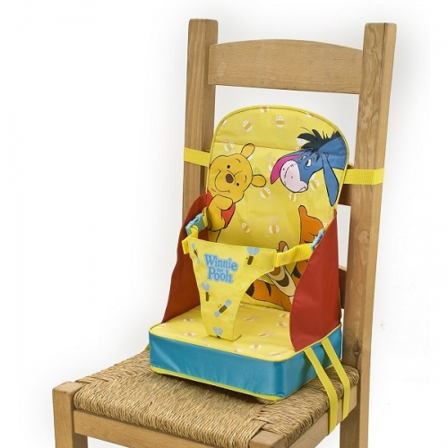 Disney Winnie The Pooh Booster Seat Baby Care