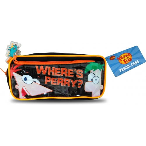 Phineas and Ferb Pencil Case Stationery