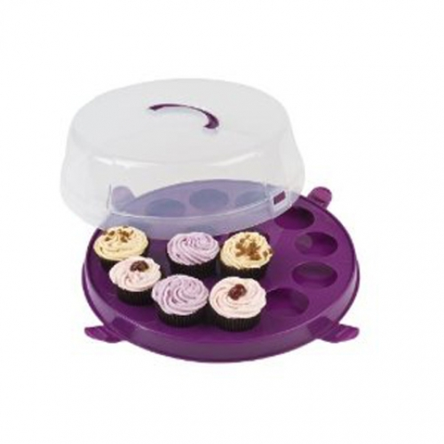 Storage Set Novo Cup Cake Carrier Jumbo Food Kitchen Accessories