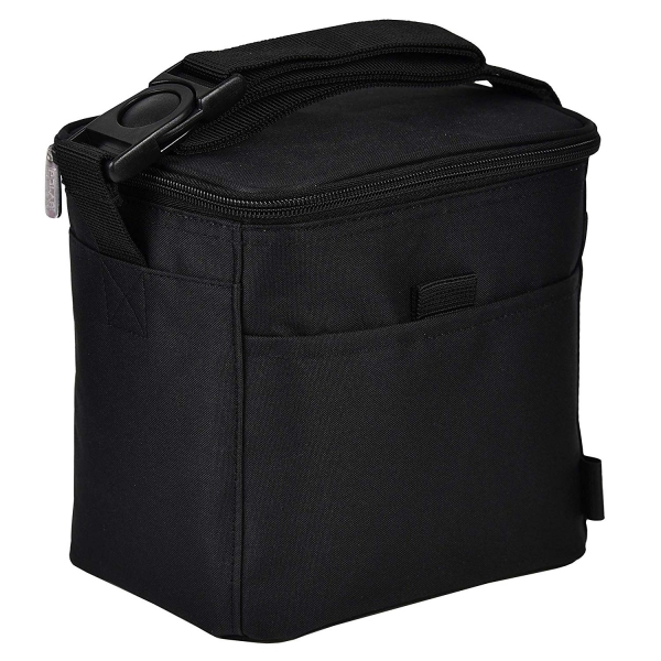 Polar Gear Baby Black School Premium Lunch Bag Insulated