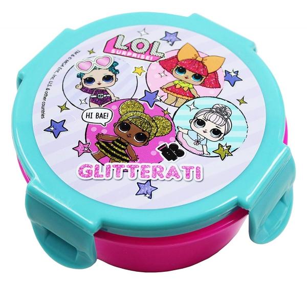 Lol Surprise Glitterati Snack Pot