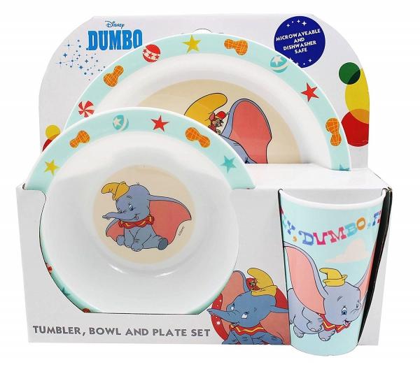Dumbo Dinner Set