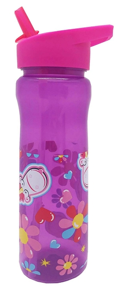 Despicable Me Minions Fluffy Unicorn 600ml Aruba Water Bottle