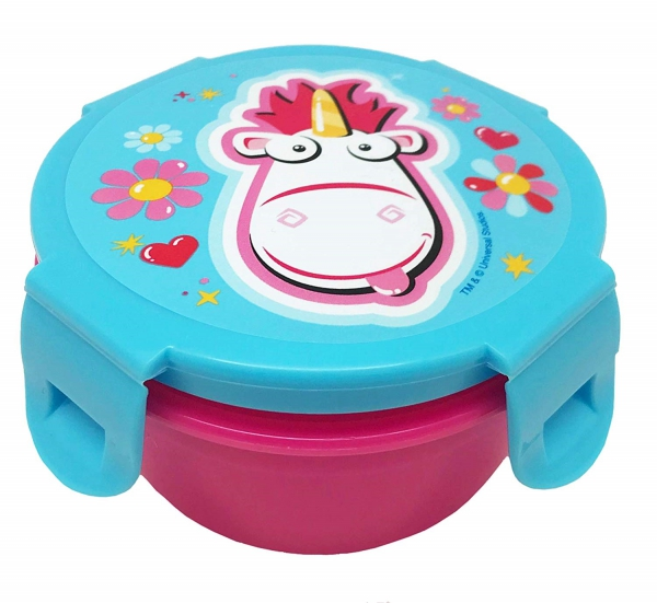 Despicable Me Minions Fluffy Unicorn Snack Pot