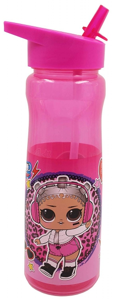 Lol Surprise Pink Rock 600ml Aruba Water Bottle