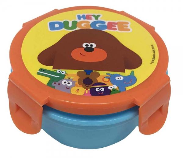 Hey Duggee Kids Snack Pot