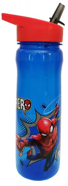 Marvel Spiderman Water Bottle 600ml Aruba