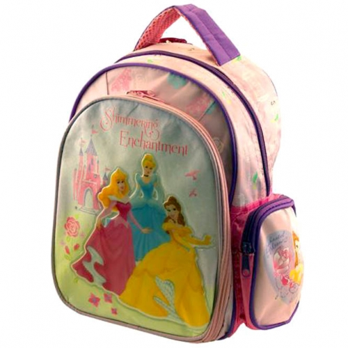 fac457b4a95 Disney Princess  Junior Deluxe  School Bag Rucksack Backpack 5055114234396