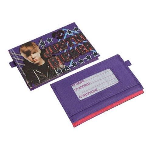 Justin Bieber 'I Love' Wallet
