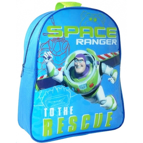 Disney Toy Story 'Space Ranger To The Rescue' School Bag Rucksack Backpack