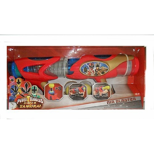 Power Ranger 'Air Blaster Gun' Toy