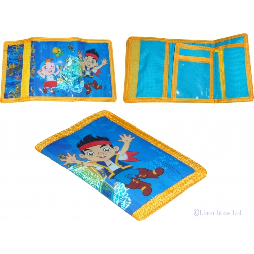 Disney Jake and The Neverland Pirates Wallet