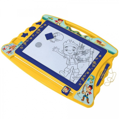 Disney Jake and The Neverland Pirates Magnetic Magic Scribbler Stationery