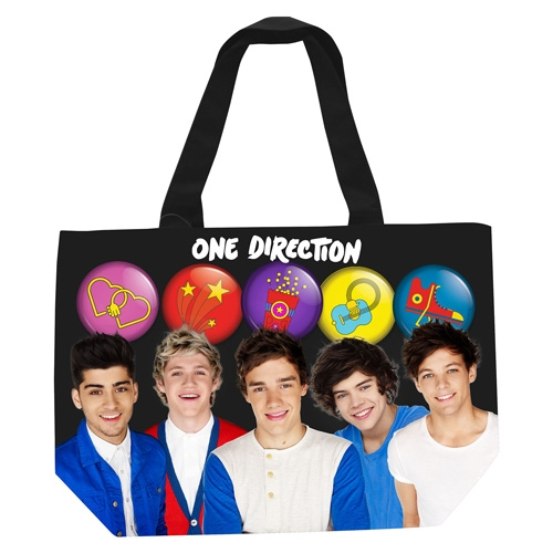 One Direction Season 13 Pvc XL School Shopper