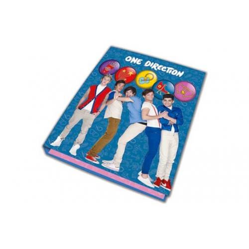One Direction 1d Ringbinder Folder Stationery