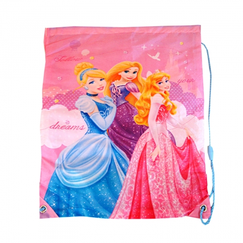 Disney Princess 'Follow Your Dreams' School Shoe Bag