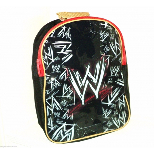 WWE Junior School Bag Rucksack Backpack
