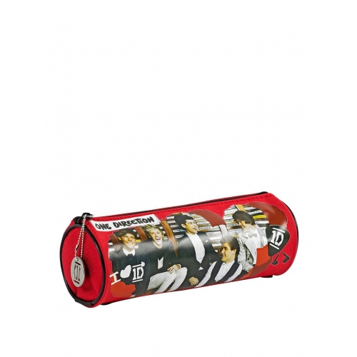 One Direction Barrel Pencil Case Stationery