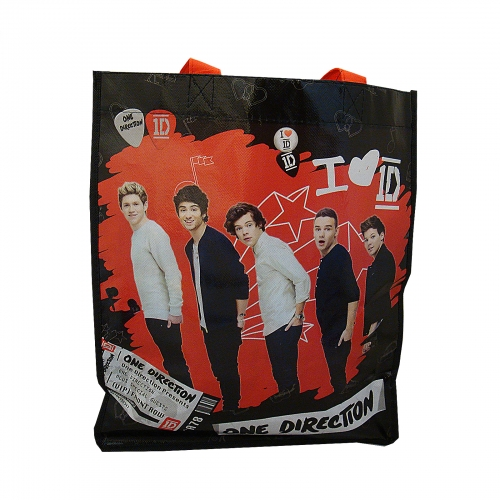 One Direction School Shopping Bag
