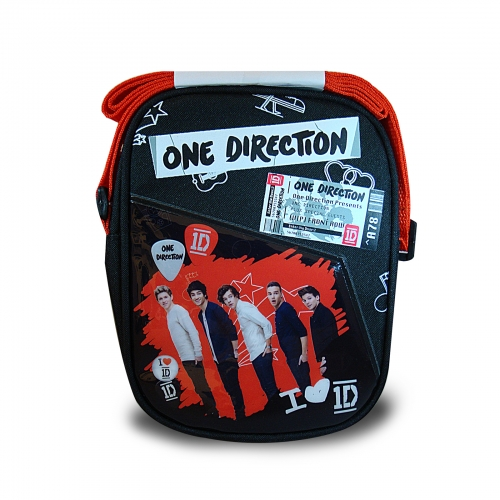 One Direction School Shoulder Pouch