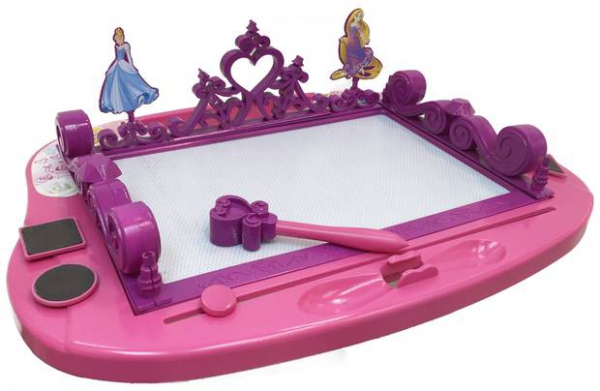 Disney Princess 'Deluxe' Magnetic Scribbler Stationery