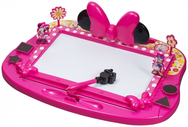 Disney Minnie Mouse 'Deluxe' Magnetic Scribbler Stationery