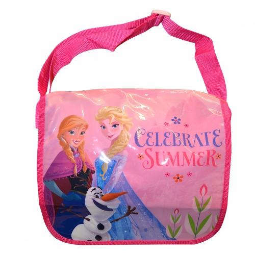 Disney Frozen Anna & Elsa 'Celebrate Summer' Messenger School Despatch Bag