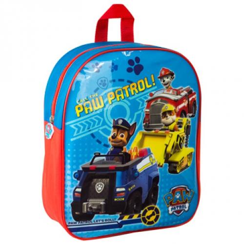 Nickelodeon Paw Patrol Boys Junior School Bag Rucksack Backpack