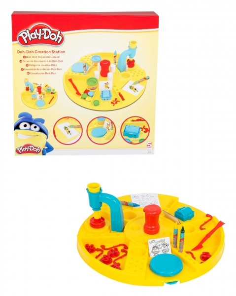 Play-doh 'Creation Station' Play Dough Set Kids Creativity