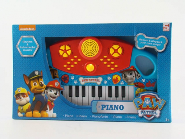 Paw Patrol Piano Keyboard Electronic