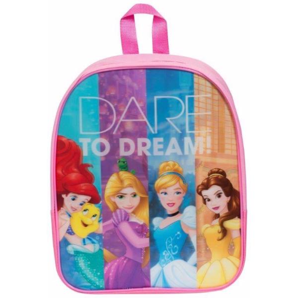 Disney Princess 'Dare To Dream' Lenticular Junior School Bag Rucksack Backpack