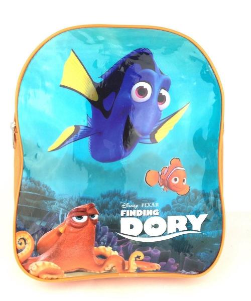 Disney Finding Dory 'Pvc Front' Junior School Bag Rucksack Backpack