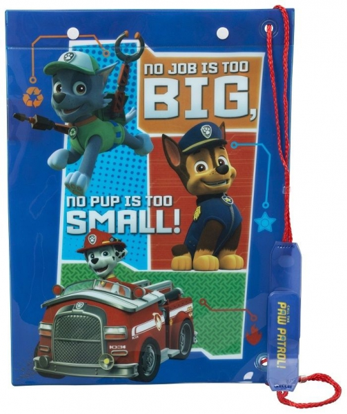 Paw Patrol 'Rescue' Boys School Swim Bag