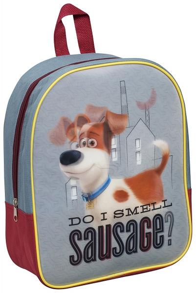 The Secret Life of Pets 'Lenticular' School Bag Rucksack Backpack