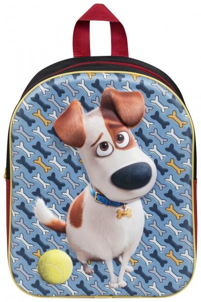 Secret Life of Pets School Bag Rucksack Backpack