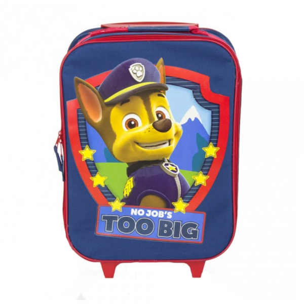 Paw Patrol 'Chase' Luggage Bag Set