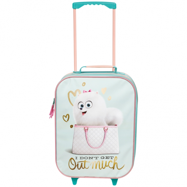 The Secret Life of Pets 'Gidget' Luggage Bag Set