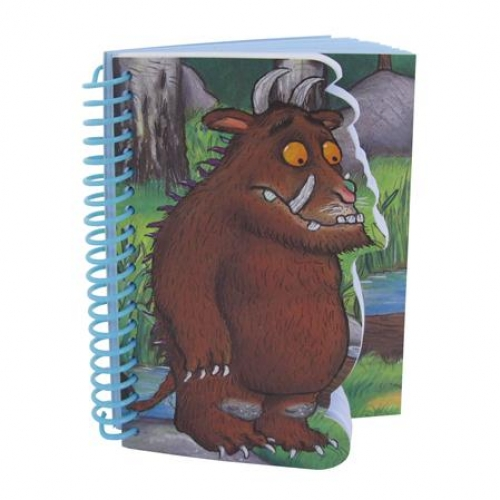 The Gruffalo 'Die Cut' A6 Notebook Stationery