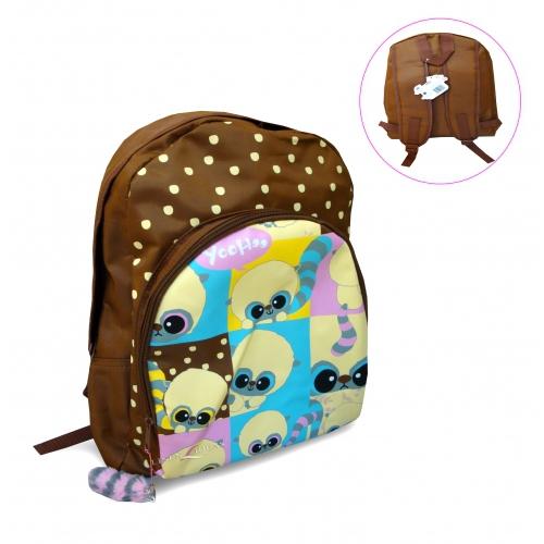 Yoohoo & Friends School Bag Rucksack Backpack