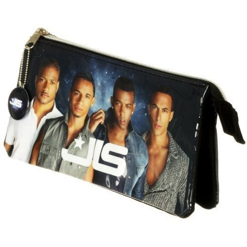 Jls Galaxy' 3 Pocket Pencil Case Stationery