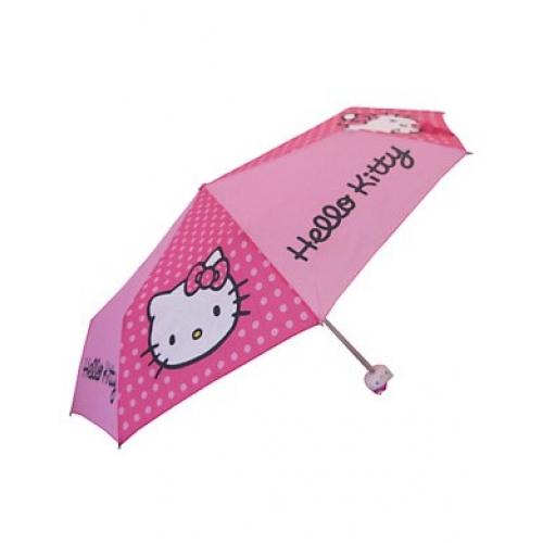 Hello Kitty 'Classic' School Rain Brolly Umbrella