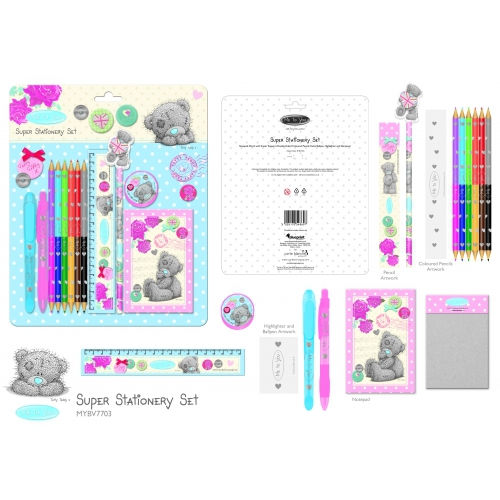 Me To You 'Bon Voyage' Super Stationery Set