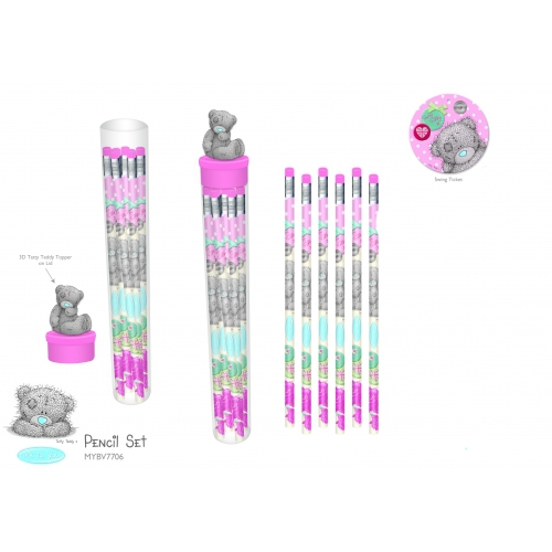 Me To You 'Bon Voyage' Pencil Set Stationery